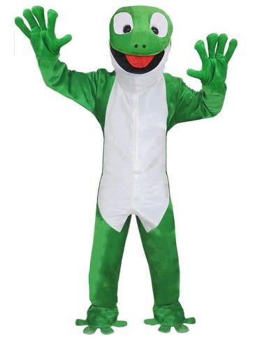 Frosch Einheitsgrösse XXL Kostüm Fasching Karneval Maskottchen (Maskottchen Kostüme)