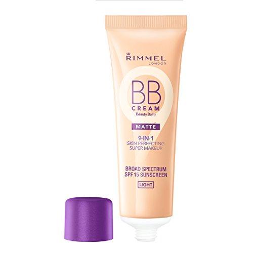 Rimmel Light Matte BB Cream 30 ml (Perfecting Creme)