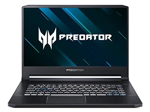 Acer Predator Triton 500 PT515-51-73G6 39,6 cm (15,6 Full-HD IPS matt) Notebook (Intel Core i7-8750H, 16GB RAM, 512GB PCIe SSD, NVIDIA GeForce RTX 2060, Win 10 Home) schwarz*