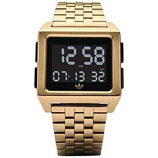 Adidas by Nixon Reloj Mujer de Digital con Correa en Acero Inoxidable Z01-513-00