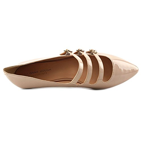 Sole Society Emmy Cuir verni Chaussure Plate Frappe