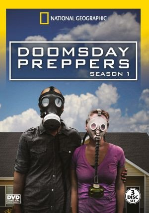 Doomsday Preppers [DVD-R] (Preppers-dvd Doomsday)