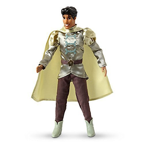 Disney Prince Naveen Classic Doll the Princess and the Frog - (Prinzessin Prinz Und Frosch Kostüm)