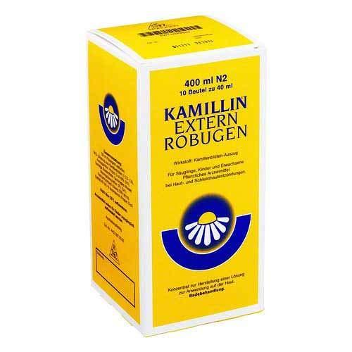 Kamillin Extern Robugen L 10X40 ml