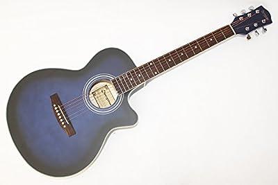 '40Cutaway Guitarra Acústica Mate en elección de colores 403