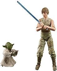 Star Wars The Black Series Luke Skywalker y Yoda, Jedi Training, 15 cm Escala Star Wars: The Empire Strikes Ba
