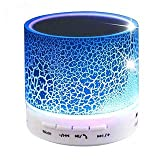 Sprinto S 10 Wireless Multimedia Bluetooth Speaker with LED Lights   SD Card
