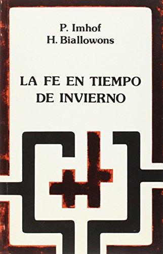 La fe en tiempos de invierno: diálogos con Karl Rahner (Colección Cristianismo y sociedad)
