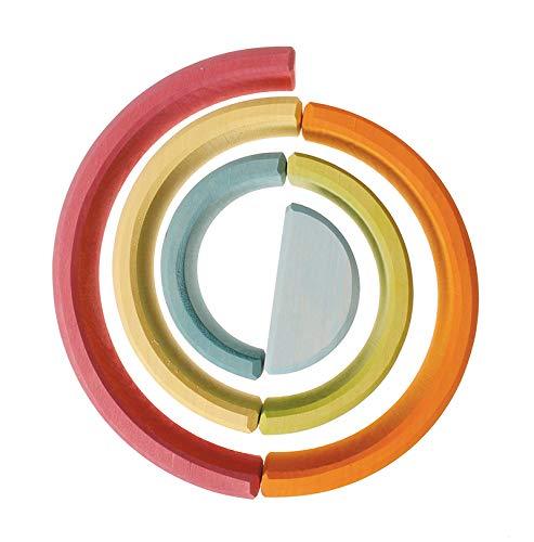 GRIMMs Regenbogen, 6-teilig, pastell - 2