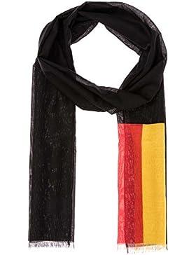 STRENESSE Damen Schal Sommerkollektion schwarz one size