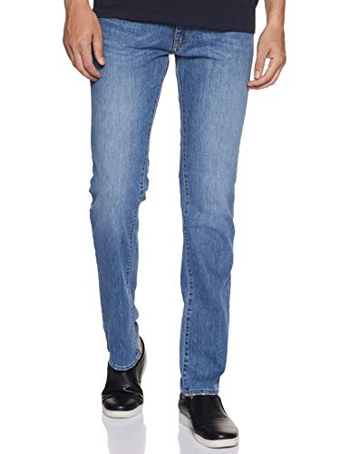69464596fc Gas Jeans Morris Jeans Straight, Blu Wk14, Taglia Produttore:29 Uomo