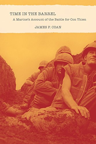 Alabama Tank (Time in the Barrel: A Marine's Account of the Battle for Con Thien (English Edition))