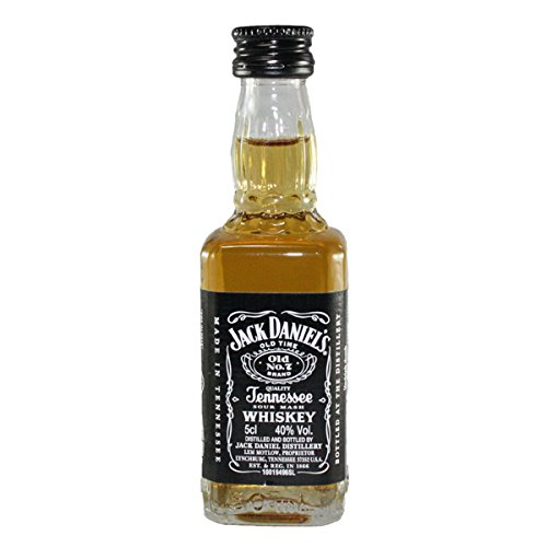 Jack Daniel´s Old No. 7 Brand Tennessee Whiskey 0,05l (Daniels Distillery Jack)