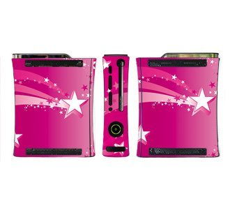 pink-starburst-skin-for-xbox-360-console-by-skinhub
