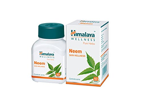 Himalaya Wellness Neem Pure Herb 60 Tabletten