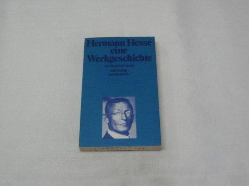 Hermann Hesse, eine Werkgeschichte [sc1t]