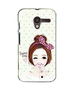 PickPattern Back Cover for Motorola Moto X (1st Gen.)
