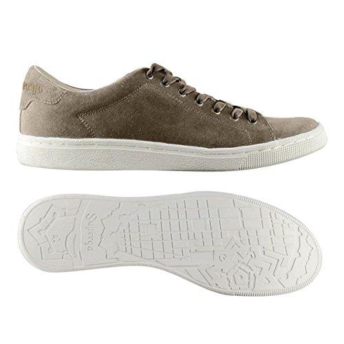 Superga 4530-Sueu, Sneaker, Unisex - Adulto BROWN LT ANTELOPE