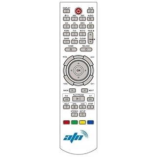 ATN Arabic Network TV IPTV Box Remote Control RCU for XTV 106, XTV 125, XTV 131