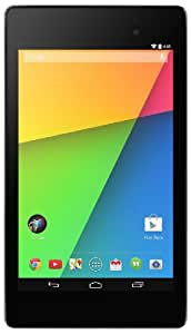 """Google Nexus Tab 7 2013 Tablette Tactile 10,1"""" (25,65 cm) Intel Atom Z2560 1,5 GHz 16 Go Android Wi-Fi Blanc (Clavier QWERTY) - Clavier QWERTY Anglais"""