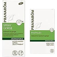 Pranarôm aromaforce Spray Gorge Bio 15ml + PASTILLES beruhigenden X21 preisvergleich bei billige-tabletten.eu