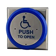 Disabled Press To Exit Button