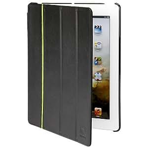 Apple iPad Air / iPad 5 Maroo Kope Leather Protective Case / Cover in  Black