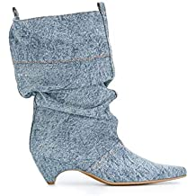 Stella Mccartney Mujer 515451W1EW04071 Azul Algodon Zapatos
