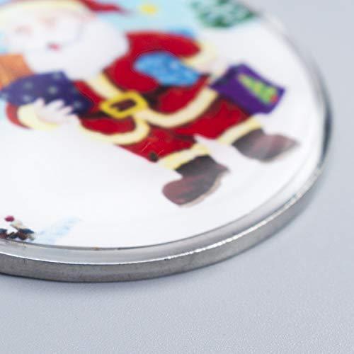 Schlüsselring Weihnachtsschmuck Schlüsselhalter Metall Schlüsselbund