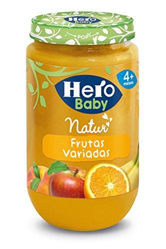 hero-baby-infantil-frutas-variadas-a-partir-de-4-meses-sin-gluten-235-gr-pack-de-12-total-2820-gr