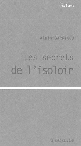 Les secrets de l'isoloir
