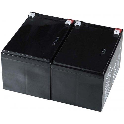 Batteria al Gel di piombo Powery per:UPS APC RBC6