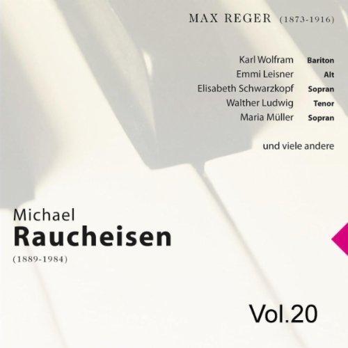 Das Deutsche Lied: Frauenhaar, op. 37 Nr. 4