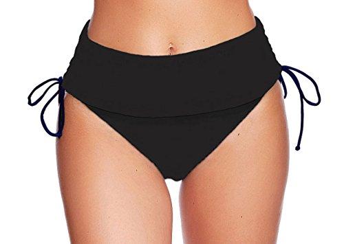 Versandhandel Henry Musch-Malinowski - Pezzo sotto bikini -  donna Bikini Slip Black S16(sw)