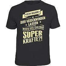 Original RAHMENLOS® T-Shirt: Ich kann Bier verschwinden lassen, was sind deine Superkräfte?