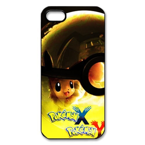 "Pokemon Pikachu Design Étui pour l'iPhone 5/5S, coque pour iPhone 5S Coque "", Sac TPU Phone Case Housse de Protection Cas Étui Case pour iPhone 5 5S"