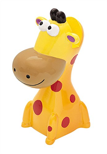 Wedo 20227107 Brillenhalter und Brillenablage Motiv Giraffe (aus Polyresin)