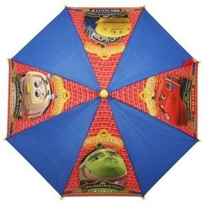 Image of Red and Blue Chuggington Umbrella