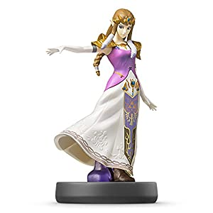 Amiibo Princess Zelda (Super Smash Bros Series) Japan Import
