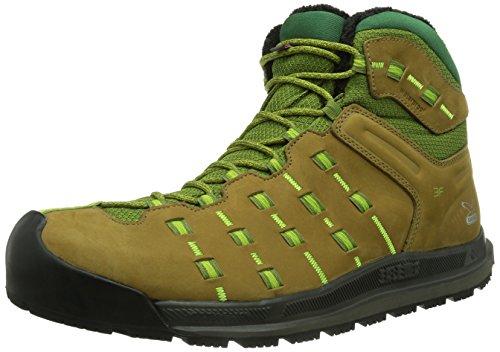 SALEWA Ms Capsico Mid Insulated, Chaussures de randonnée homme Noir (8303_Bronze/Pine)