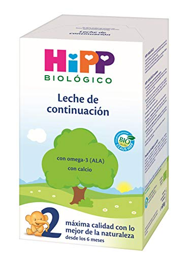 HiPP Biológico Leche de Continuación 2 - 600 gr