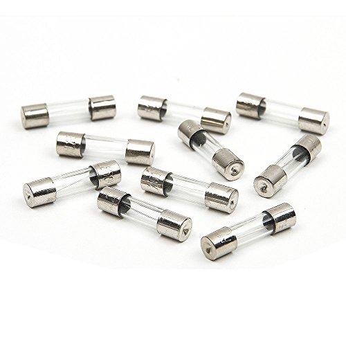 mm 100 0 aCaja 2 assortierte A Tubo Amp 20 Cristal 5 Fusible pcs x 15 unidades Fusible Kit de n0OkwP