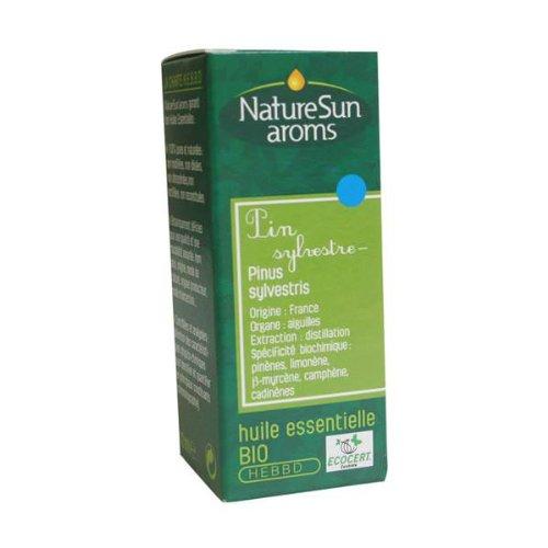 Naturesun aroms - Huile essentielle de Pin Sylvestre Bio - Flacon 10 ml