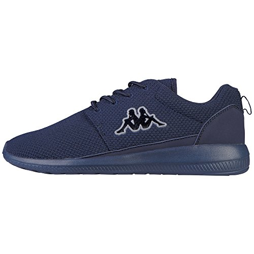 Kappa Unisex-Erwachsene Speed Ii Oc Low-Top Blau (6716 navy/grey) fsXno