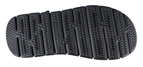 Skechers Boy's, Synergize Fast Stream Sandals Black