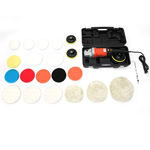 3inch Buffing Polishing Sponge Pads Kit For Car Polisher Buffer New High Resilience New Fashion 15 Pcs 80mm