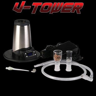 Arizer V – Tower Vaporizer System neuste Version Nikotinfrei