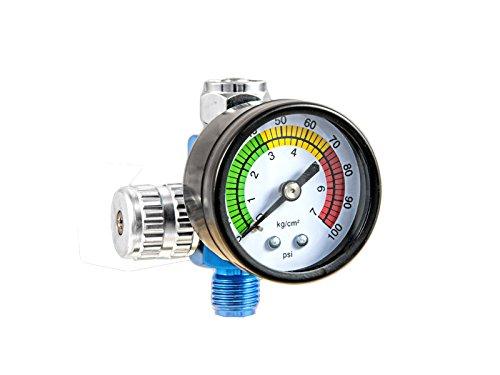 t4w-rgulateur-de-pression-avec-manometre-pour-pistolets-de-pulvrisation-bleu-59405