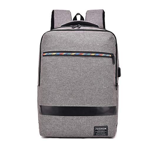 Zaino per laptop, borse per grandi aziende, zaini da viaggio resistenti all'acqua per la scuola college zaini per laptop e notebook fino a 15,6 pollici