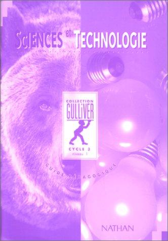 Sciences et technologie, CE2-CM1. Livre du maître